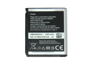 Samsung Google Nexus S 4G D720, i220, i225, i627, i9020, M850, M900, T939 Standard Battery (AB653850CA)