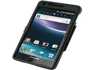 Monaco 28644 Aluminum Case for Samsung Infuse 4G - Non-Retail Packaging - Black