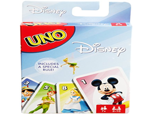 UNO Disney Game