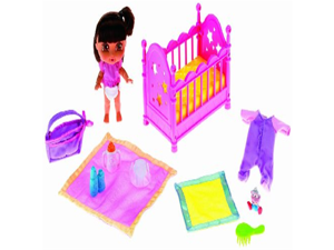 Fisher-Price So Many Surprises Baby Dora Nursery