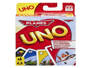 Fire & Rescue UNO Card Game