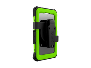 Trident Case AMS Kraken Series Protective for BlackBerry Z10/Surfboard/London - Retail Packaging - Trident Green