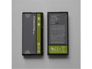 Blackberry D-x1 Standard Battery for Curve 8900, Storm 9530, Storm 9500, Storm2 9550, Storm2 9520, Tour 9630 (Set of 2)