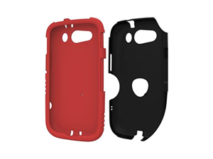 Trident Case AEGIS Protective for Samsung Galaxy S3 i9300 - Retail Packaging - Red