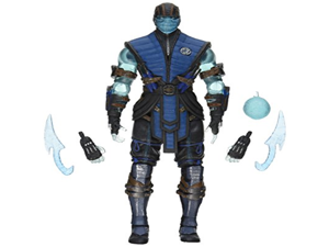 "Mezco Toys Mortal Kombat X: Sub-Zero (Ice Version) 6"" Action Figure"