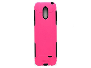 Trident Aegis Series Case for LG Lucid 3 - Retail Packaging - Pink