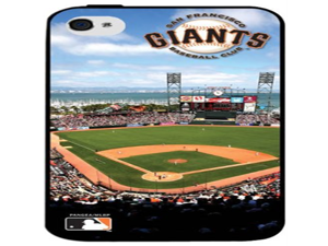 MLB San Francisco Giants Iphone 4/4s Hard Cover Case