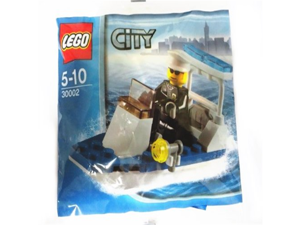 LEGO CITY high-speed motor board [30002] (japan import)