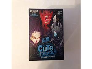 Loot Crate Exclusive Blizzard Cute but Deadly Series 1 Figure