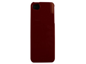 Beyond Cell Apple iPhone 4/4S Protex Injection Protective Cover - Retail Packaging - Red