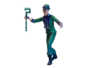 DC Direct Batman: Arkham City Series 2: The Riddler Action Figure
