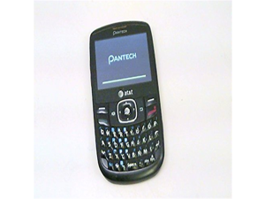 Pantech Link II P5000 QWERTY Cell Phone AT&T - Black