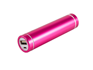 iMeshbean® 2600mAh,5600mAh Portable External USB Power Bank Backup Battery Charger for iPhone 5 4S 4 3GS ,Samsung, HTC, PSP, PDA, GPS ,Tablet ,Camera USA Seller (New 2600 mAh -Purple)