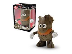 Marvel Guardians of the Galaxy Groot Poptaters Mr. Potato He