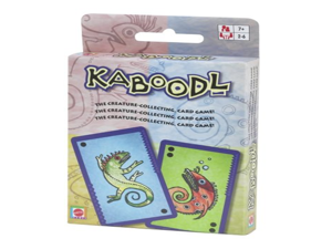 Kaboodl Card Game