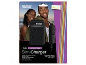 Vivitar Viv-Sc-Pan Li-Ion Battery Charger for Panasonic Cameras