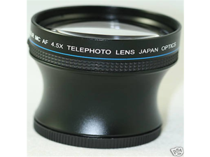Professional 4.5X SUPER Telephoto HD Lens Kit With Adapter For Sony DSC-RX100