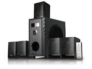 Acoustic Audio AA5104 Home Theater 5.1 Surround Sound Speaker System 600 Watts