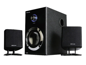 Acoustic Audio AA3009 Powered Sub 2.1 Home Computer Speaker System 200 Watts