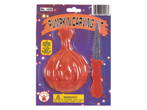 Pumpkin Carving Kit Rubies 1453