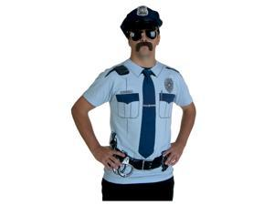 Cop Costume T-Shirt
