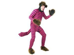 Plus Size Cheshire Cat Costume