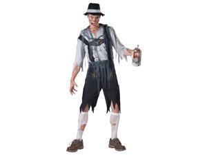 Zombie Men's OktoberFeast Costume