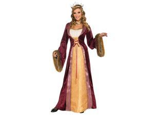 Milady of the Castle Costume