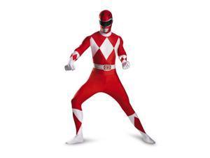 Teen Red Ranger Bodysuit Costume