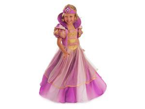 Girls Princess Amanda Costume