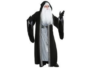 Plus Size Deluxe Wizard Costume
