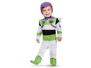 Deluxe Buzz Lightyear Infant Costume
