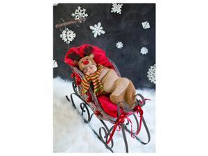 Reindeer Newborn Bunting