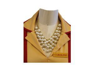 2 Broke Girls Caroline's Pearl Necklace