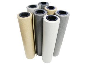 Terra-Flex Premium Rubber Flooring Rolls - 2MM x 4FT Wide Rolls