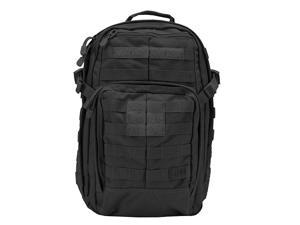5.11 Tactical Rush 12 Day Backpack, Black 56892-019