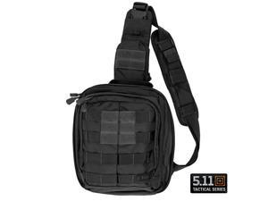 5.11 Rush 6 Mobile Operation Attachment Bag - Black -1 Size - 56963-019