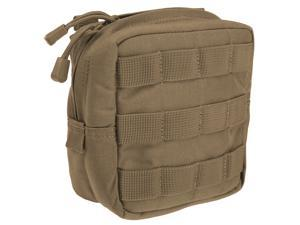 5.11 Tactical VTAC Slick Stick 6.6 Molle Padded Utility Pouch Sandstone - 58714