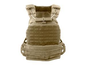 5.11 Tactical Tac Tec Ballistic Plate Carrier & Molle Systems - Sandstone 56100
