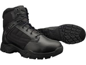 "Magnum Mens RESPONSE II 6"" Black Police Army Combat Boots 9.5"