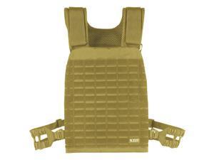 5.11 Tactical TacLite Lightweight Ballistic Armor Plate Carrier Sandstone 56166