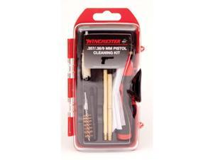 Winchester .357/.38/9mm Caliber 14 Piece Pistol Gunsmith Cleaning Tool Kit WIN9P