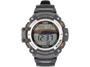 Casio Mens SGW300H-1AV Twin Sensor Multi-Function Digital Sport Watch