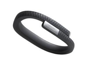 Jawbone Up Run Exercise Training Wristband Pedometer - Onyx -  Medium 6-7""