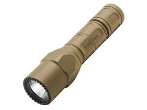Surefire G2X Pro 320 Lumens LED Dual Output Tactical Tan Flashlight - G2X-D-TN