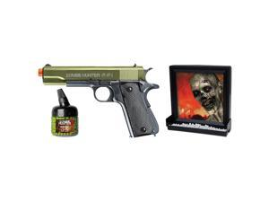 Umarex Zombie Hunter 1911 Spring Action BB Gun & Target Pack