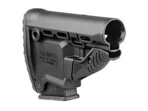 Mako FAB Defense Survival Buttstock w/ Built in Magazine Carrier GL-MAG-B