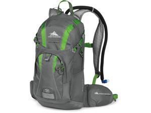High Sierra Wahoo 14L Hiking/ Camping Hydration Backpack - Gray