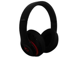 Beats By Dre Studio High Definition Noise Canceling Headphones Version 2 Black
