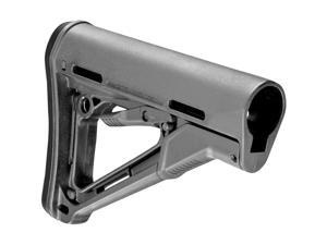 Magpul Industries CTR Stock, Fits AR-15, Mil-Spec, Gray Finish MAG310-GRY